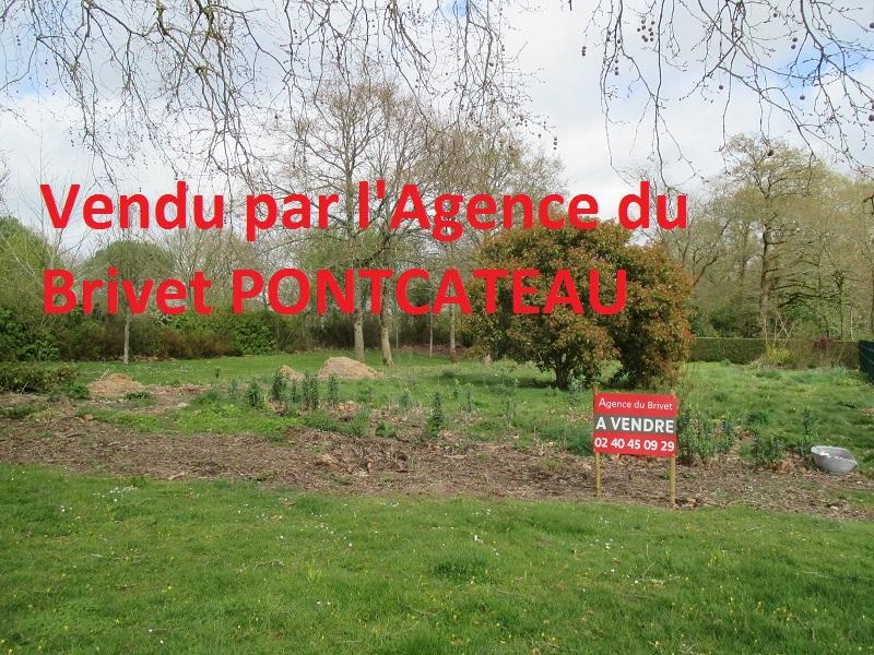 A vendre terrain 716 m prinquiau agence du brivet for Terrain a batir